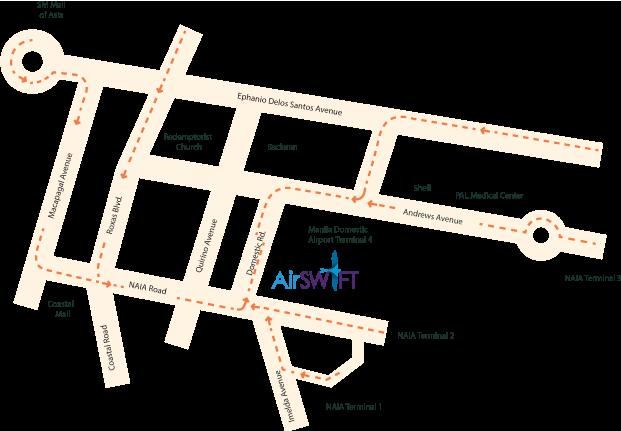Airswift Terminal